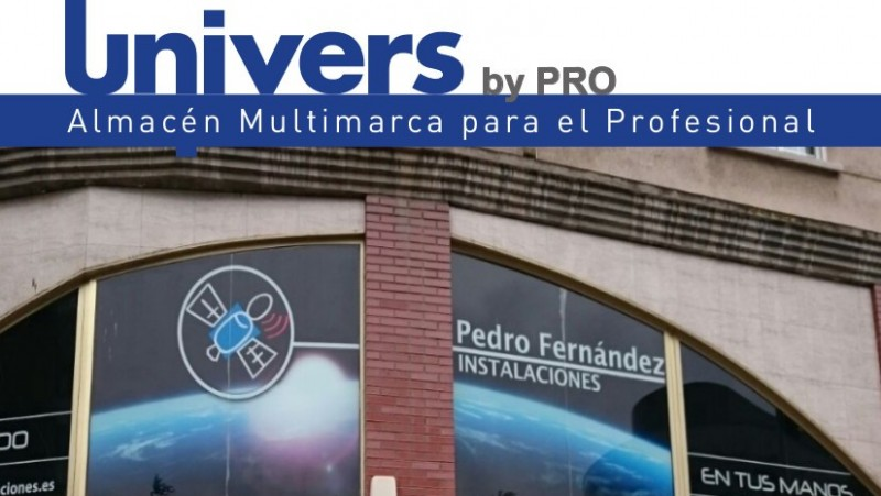Distribuidores Univers by PRO